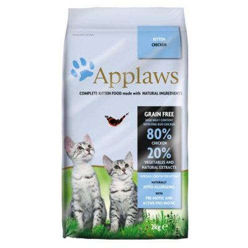 Applaws kitten food 2kg - chicken