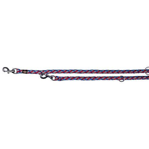 Trixie reflective adjustable rope lead