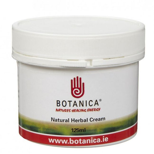 Botanica herbal cream 125ml
