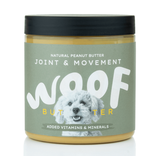 Woof butter joint and movement