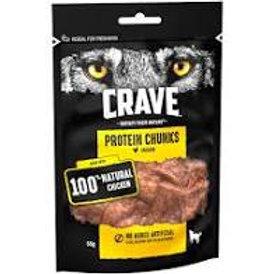 Crave chunks 55g