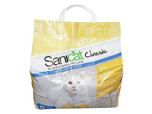 Sanicat classic 8liters