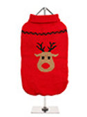 Rudolph knitted jumer