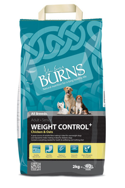 Weight control 2kg