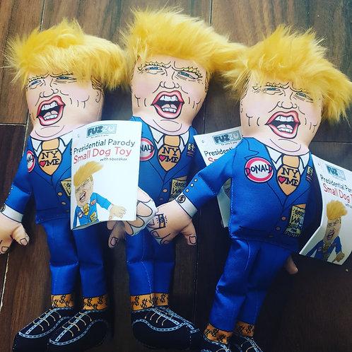 Donald trump dog toy ( x1 )