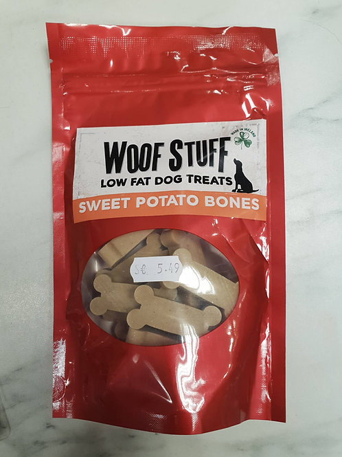 Woof Stuff - sweet potato treats