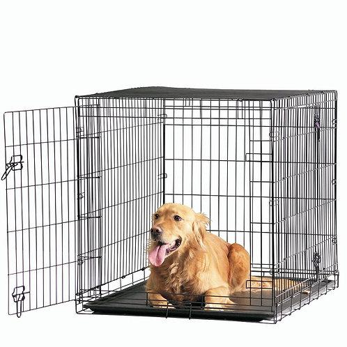 Savic dog cottage crate