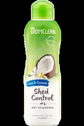 TROPICLEAN LIME & COCONUT PET SHAMPOO 395ml