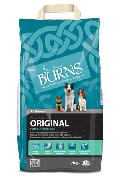 Burns original Fish 2kg