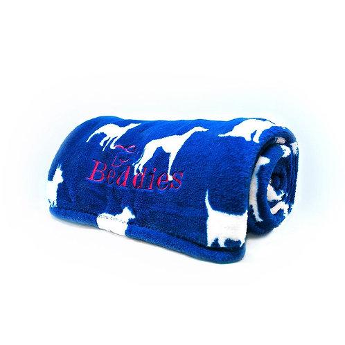Beddies dog blanket