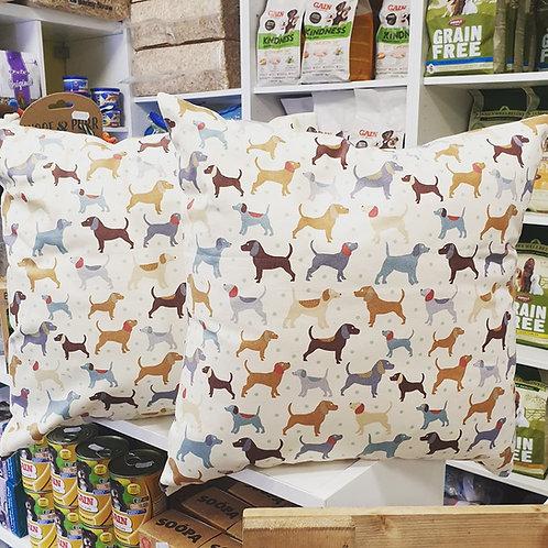 Woof Stuff Cushions