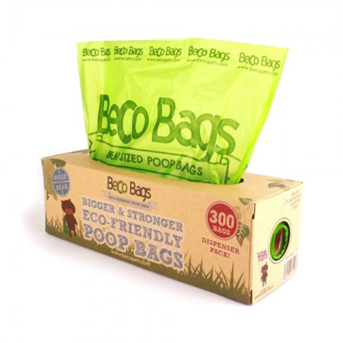Beco unscented 300 pack poop bags