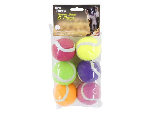 6pack tennis balls