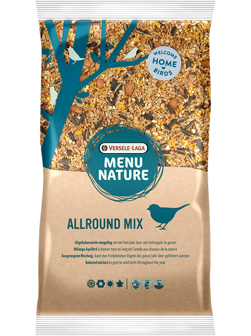 Wild bird seed allround mix