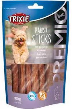 Tixie rabbit sticks 100g