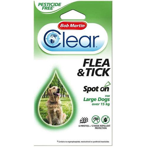 Bob martin flea and tick large dog