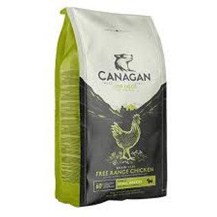 Canagan small dog free range chicken