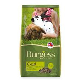 Burgess Excel Nuggets Adult Rabbit With Mint 2kg