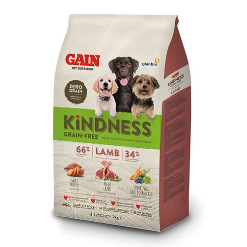 Gain kindness lamb 2kg