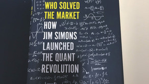 May Book Review: The Man Who Solved the Market