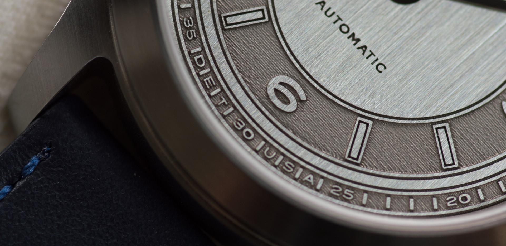 Sector Nickel Silver 15