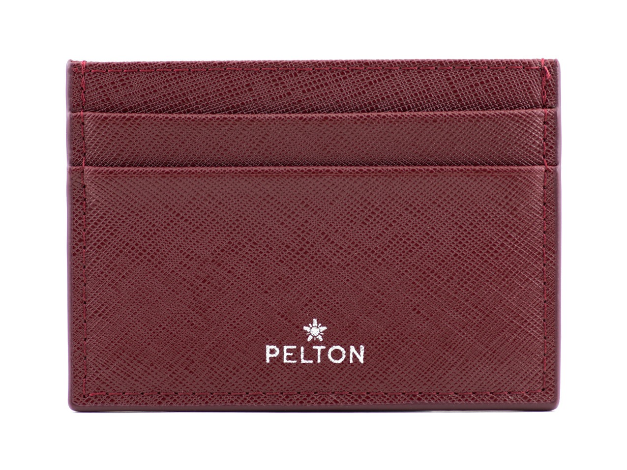 Pelton Detroit Leather Wallet