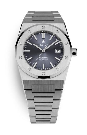 Pelton Perseus watch made in Detroit American watch