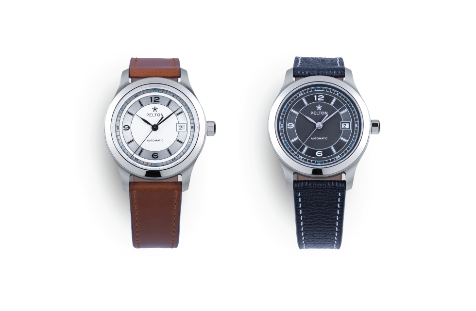 Pelton Watch Sector Collection