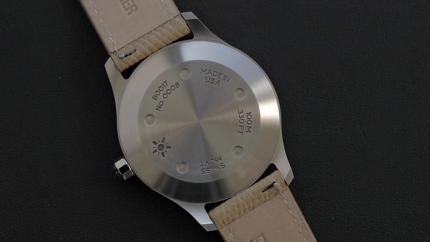 Pelton Sector watch made in Detroit American watch