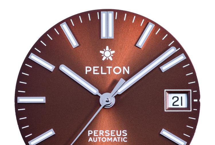 Pelton Perseus Dial