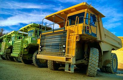 mining scale
