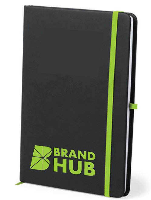 Brandhub A5 Notebook