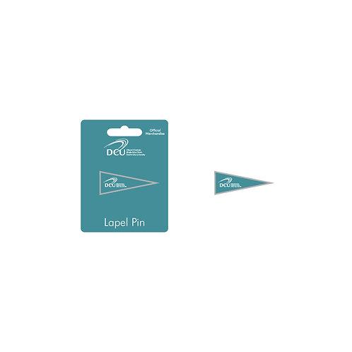 DCU Pennant Lapel Pin