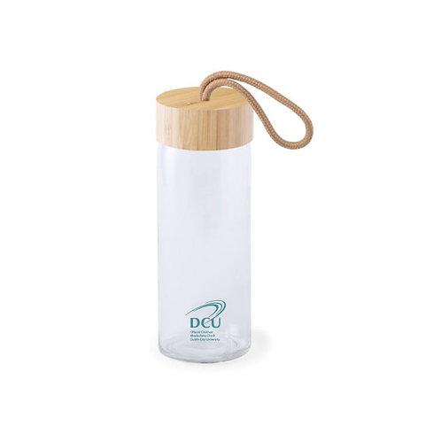 DCU Glass Water Bottle