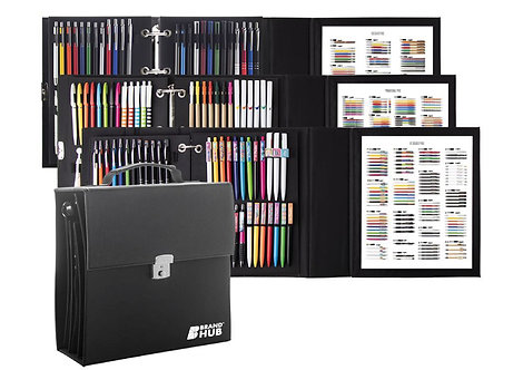 Brandhub Pen Sample Kit