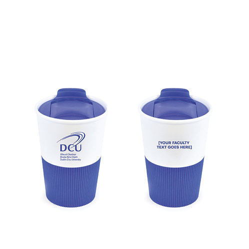 DCU Faculty Silicone Grip Mug Min Qty 50pcs