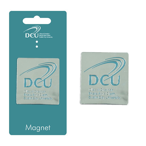 DCU Logo Magnet