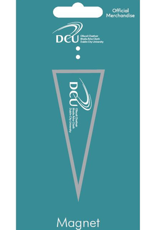 DCU Pennant Magnet