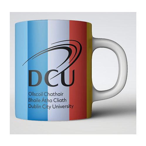 DCU Rainbow Ceramic MugDCU