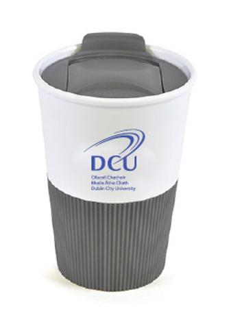 DCU Silicone Grip Mug