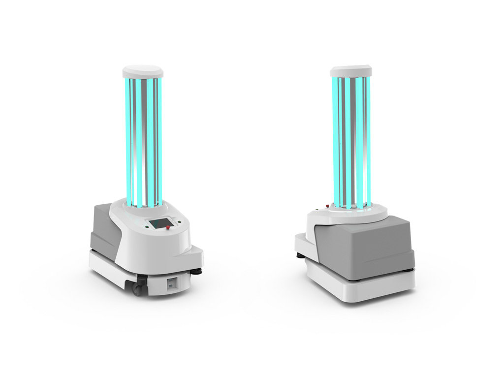 UVD Robot Demo
