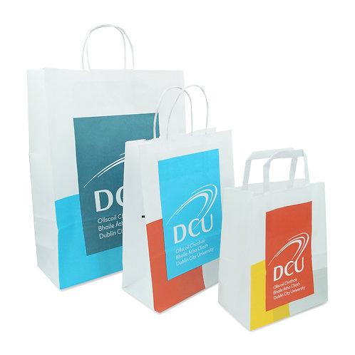 DCU Paper Gift Bag 3 asst size