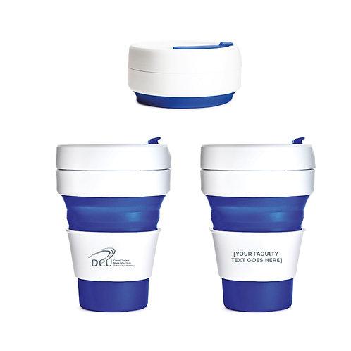 DCU Faculty Branded Stojo Mug Min Qty 50pcs
