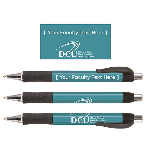 DCU Faculty Branded Tubby Pen Min Qty 500pcs