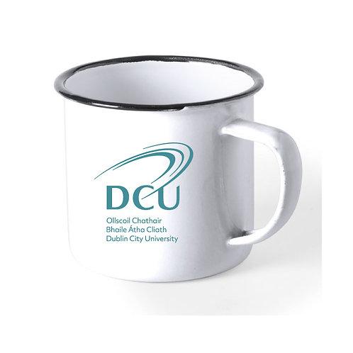 DCU Tin Mug