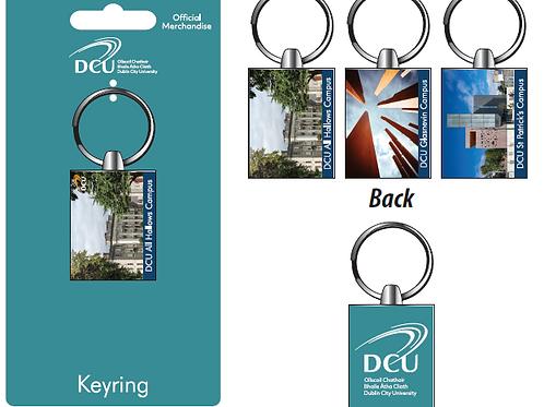 DCU Chromium Keyring 3 Designs