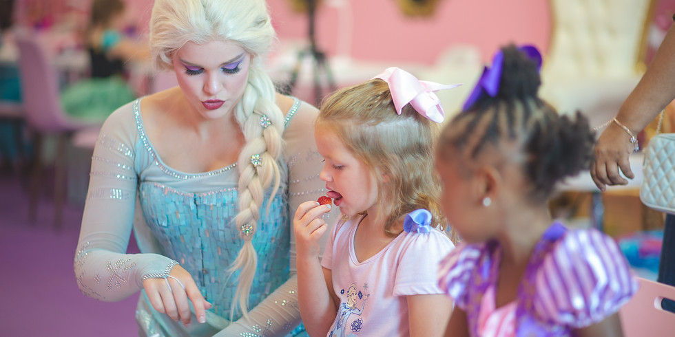 Breakfast With Elsa