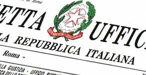 """Dl 19/20 in """"Gazzetta"""": sanzioni fino a 3mila euro e stop delle attività per 30 giorni"""