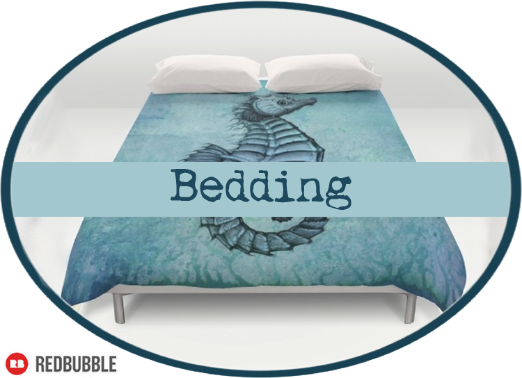 Bedding by Amber Marine ©