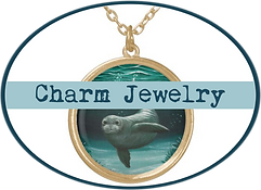 amber marine, painting, artist, wall art, marine life, ocean art, dolphin, coastal, nautical, sea, ocean, beach, jewelry, art, photo charms, necklace, bracelet, charm,